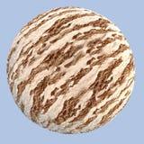Ice Cream Ball Royalty Free Stock Photo