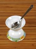 Ice cream bowl Royalty Free Stock Photo
