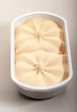 Ice cream in box Stock Photography