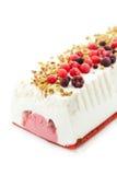 Ice cream cake Stock Image