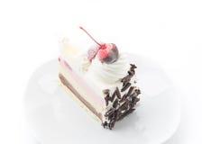 Ice-cream cake Royalty Free Stock Image