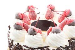 Ice-cream cake Stock Photo