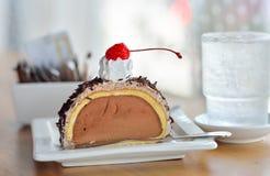 Ice Cream Cake Stock Images