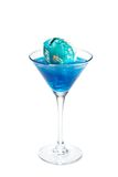 Ice Cream Cocktail Royalty Free Stock Images