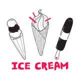 Ice Cream 3 Royalty Free Stock Photos