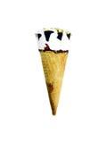 Ice-cream Cone Stock Photo