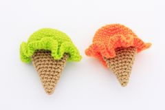 Ice cream cone Royalty Free Stock Photo