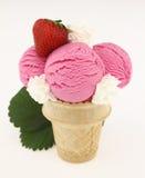 Ice cream cone Royalty Free Stock Photo