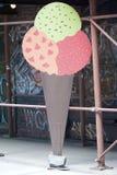 Ice Cream Cone Stock Images