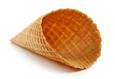 Ice cream cone royalty free stock photography