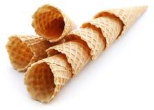 Ice cream cone royalty free stock image