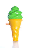 Ice cream cone water gun Stock Photo
