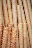 Ice cream cones Stock Photo