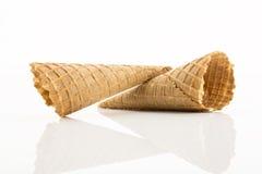 Ice-cream cones Stock Image