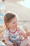 Ice-cream Stock Images