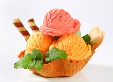 Free Ice Cream Dessert Stock Photography - 32015872
