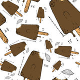 Ice cream  illustration Stock Photo
