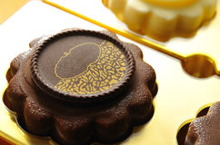 Ice Cream Mooncake Royalty Free Stock Images