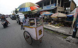 Ice cream Stock Photography