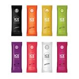 Ice Cream Package 8 Flavor royalty free illustration