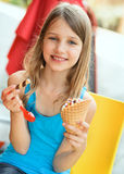 Ice Cream Parlor Royalty Free Stock Images