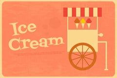 Ice Cream Posters Stock Image