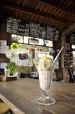 Ice Cream Ram Raisin Cup Stock Photography