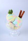 Ice cream scoop Royalty Free Stock Photography