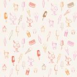Ice cream. Stock Images