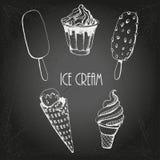 Ice-cream 11 Stock Images