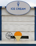 Ice cream shop Royalty Free Stock Photo
