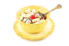 Ice Cream Sundae Stock Images