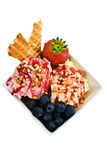 Ice Cream Sundae Royalty Free Stock Photos