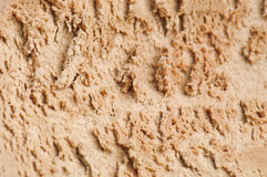 Ice cream texture royalty free stock images