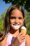 Ice Cream Time Royalty Free Stock Photos