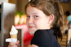 Ice-cream time Royalty Free Stock Images