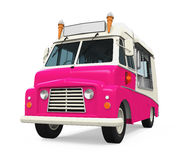 Ice Cream Truck Royalty Free Stock Photo