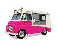 Ice Cream Truck Royalty Free Stock Image