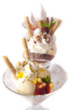 Ice creams Royalty Free Stock Image