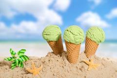 Ice Creams Royalty Free Stock Photography