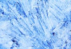 Ice crumb Stock Image
