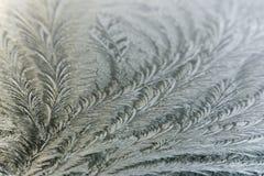 Ice crystals Royalty Free Stock Photo