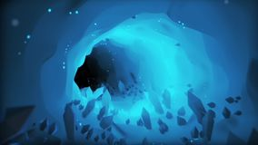 Ice Crystals Cave