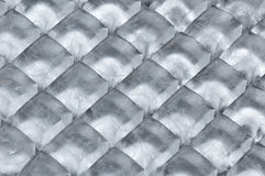 Ice Cube. Background of ice cube in row royalty free stock photo