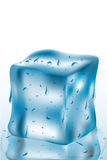 Ice cube 2 Royalty Free Stock Photos
