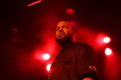 Ice Cube in concert Royalty Free Stock Photos