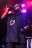 Ice Cube in concert  Stock Image