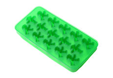 Ice cube tray Royalty Free Stock Photos