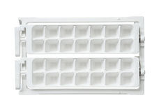 Ice cube tray Royalty Free Stock Photography