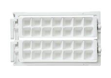 Ice cube tray Royalty Free Stock Photography